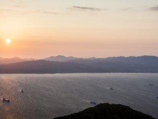 La Baie de Hakodate