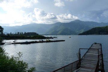 Озеро Кавагутико