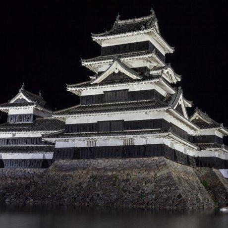 Magnificent Matsumoto Castle