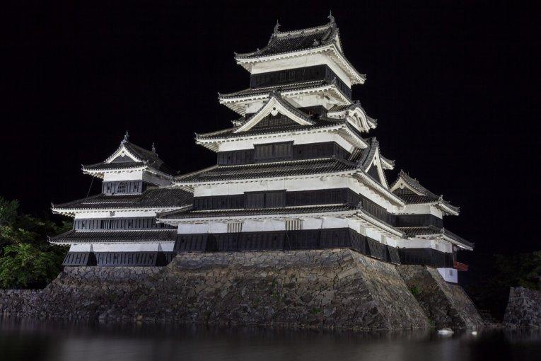 Великолепный замок Мацумото