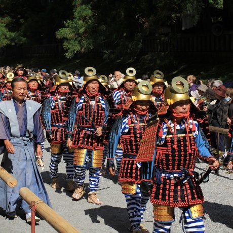 Большой летний фестиваль в храме Никко Тосёгу [Cancelled]