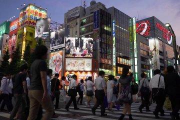 도쿄 기차음 5번째 에피소드- 아키하바라