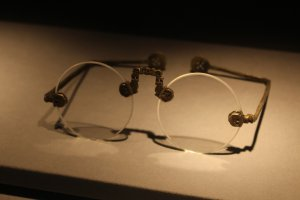 Ancient glasses design