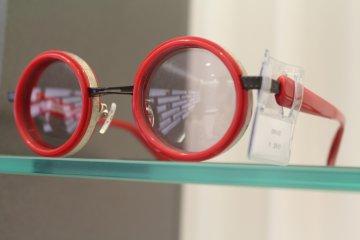 Glasses Museum in Sabae