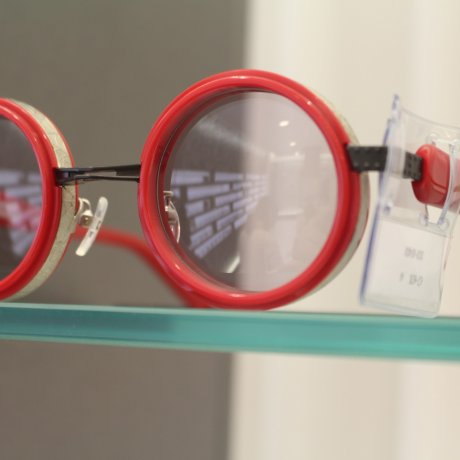 Glasses Museum in Sabae