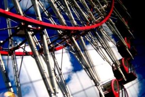 The sky is the limit at the Noria Ferris Wheel at Norbesa Sapporo