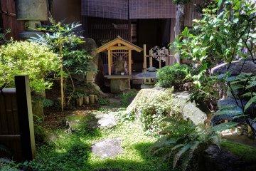 작은 정원