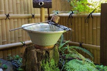 에비스의 멋진 작은 정원