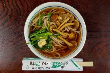 Restaurant Ebisu in Takayama