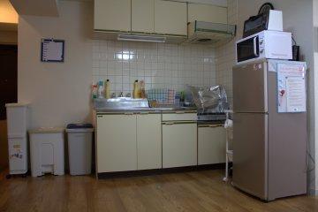 5th floor apartment kitchen
