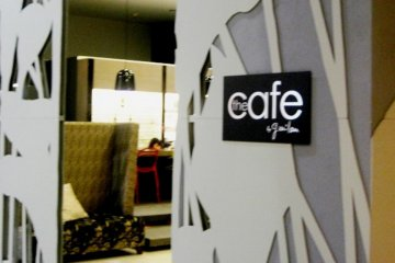 The Café by G Milan is a new sensation to hit the streets of Sapporo and features authentic Guardaroba Milano expresso coffee