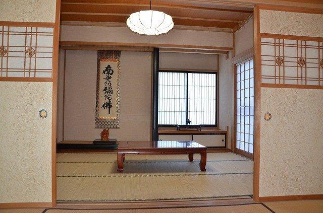 ห้องพัก 2 พร้อม ระเบียง tokonoma