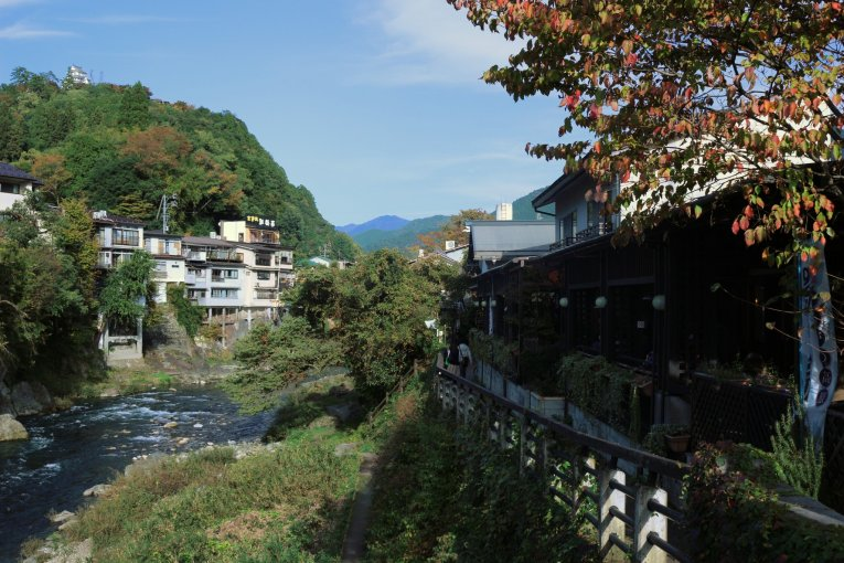 The Waters of Gujo-Hachiman