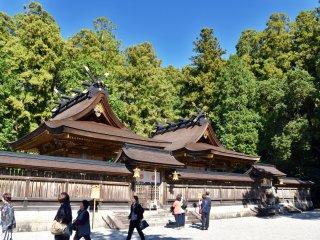 Santuario Shinto: Kumano Hayatama Taisha