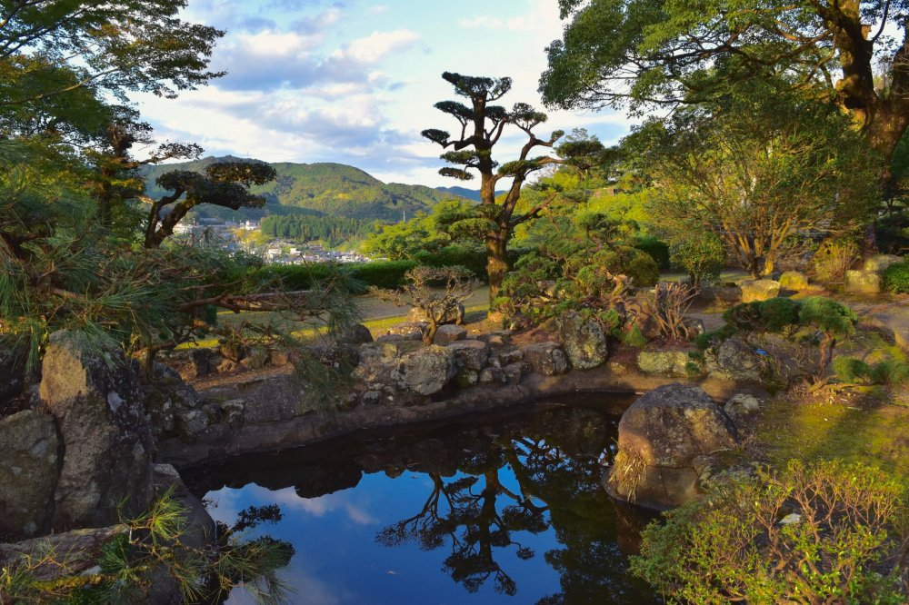 The world heritage sites of shingu wakayama japan travel gua tankaku castle ruins gumiabroncs Choice Image