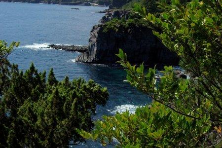 조가사키 해안선