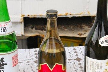 The popular Mozart sake