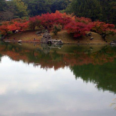 Takamatsu's Ritsurin Garden
