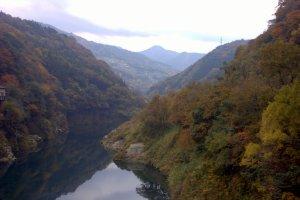 La Vallée d'Iya est une zone reculée du Japon pleine de paysages naturels à couper le souffle et emplie d'un charme rustique