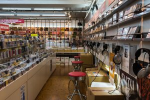 Like all good music stores you can try before you buy