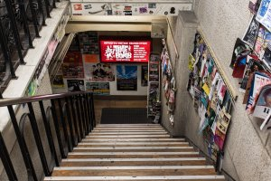 For the literal underground music scene of Japan
