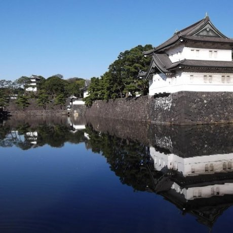Tokyo's Imperial Palace East Garden