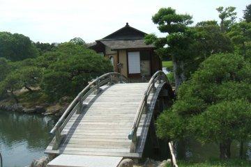 Korakuen Garden Tea House