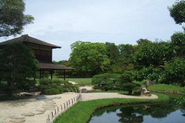 Korakuen Garden - another beautiful pond