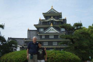 Okayama Castle - Rey & Miwa