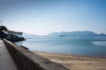 Costal view from Ikuchijima