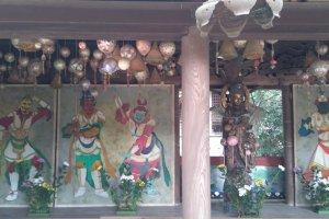 A Disturbing Temple: Ishiteji 51