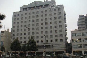 Tokyo Dai-ichi Hotel in Matsuyama