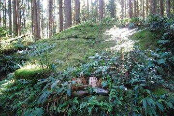 Warodaishi mysterious rock
