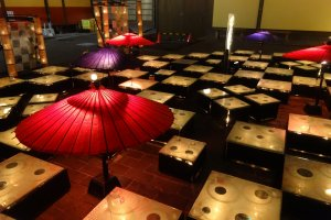 Festival Lentera Musim Dingin Yamaga
