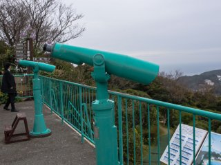 There are plenty of things to see and do on top of Mt Nesugatayama.
