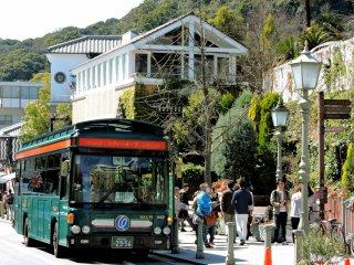 Sannomiya City Loop Bus