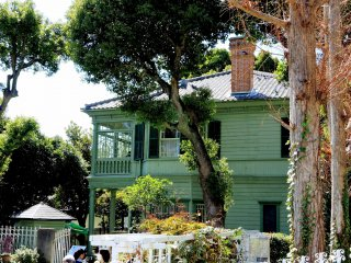 Moegi House was home to a former British Consul General