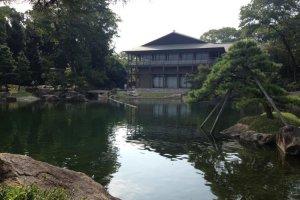Relax at Tokugawa Gardens, Nagoya