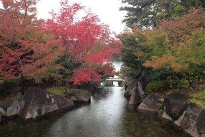 The beauty of Japanese garden design at Tokugawa-En