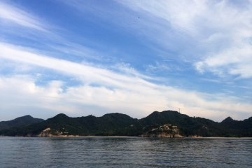 Kobe is the gateway to the Setouchi Inland Sea