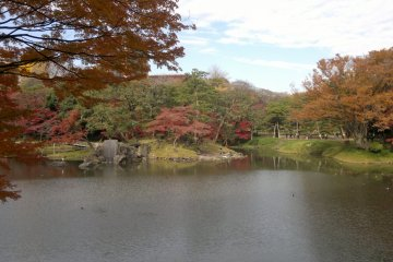 Autumn at Koishikawa Korakuen