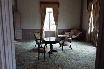 Sitting Room Jinpukaku