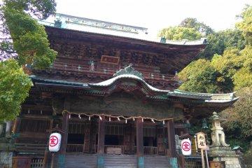 Konpirasan The Main Shrine