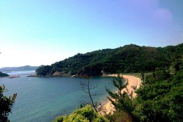 A Morning Walk in Naoshima