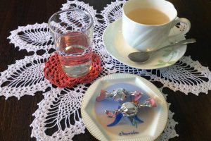 Yuzu lemon tea