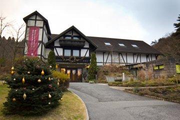 The music box museum