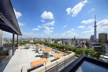 14th floor terrace
