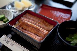 Maekawa unaju meal