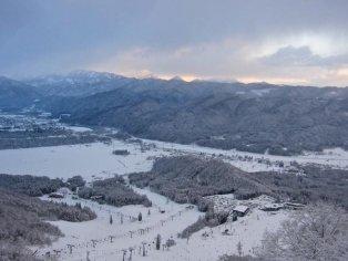 Goryu 47 Ski Area