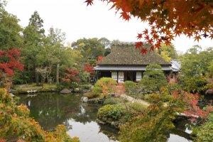 ร้านอาหารและโรงน้ำชา Sanshu-tei